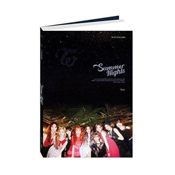 Twice - [Summer Nights] C Ver